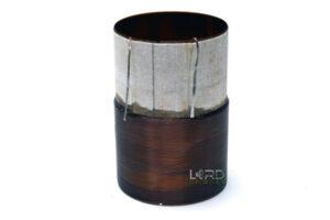 """2"""" Single 4 Ohm Round Copper Voice Coil"""