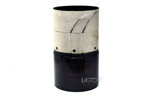 "4"" Dual 2 Ohm Flat Aluminum Voice Coil"