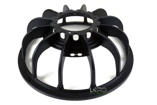 "15"" Twelve Spoke Subwoofer Frame"