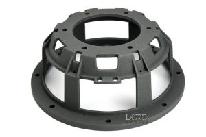 "8"" Six Spoke Subwoofer Frame"