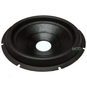 "12"" Tall Roll Rubber Surround Subwoofer Cone"