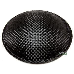 """4.72"""" (120mm) Carbon Fiber Dust Cap"""