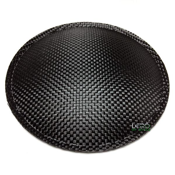 """5.9"""" (150mm) Carbon Fiber Dust Cap"""