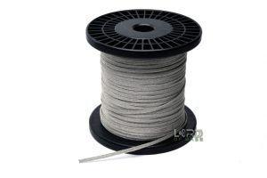 4.3mm Flat Braided Tinsel Lead Wire