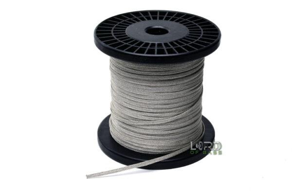 4.3mm Flat Braided Tinsel Lead Wire