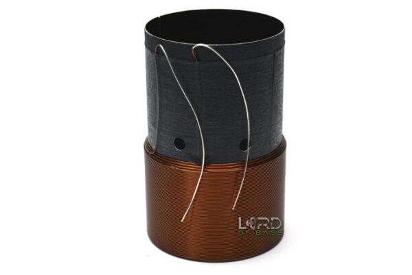 """2"""" Dual 2 Ohm Copper Voice Coil"""