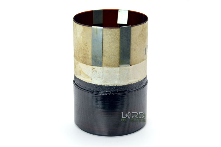 jl audio wv wv dual  ohm voice coil  lord  bass