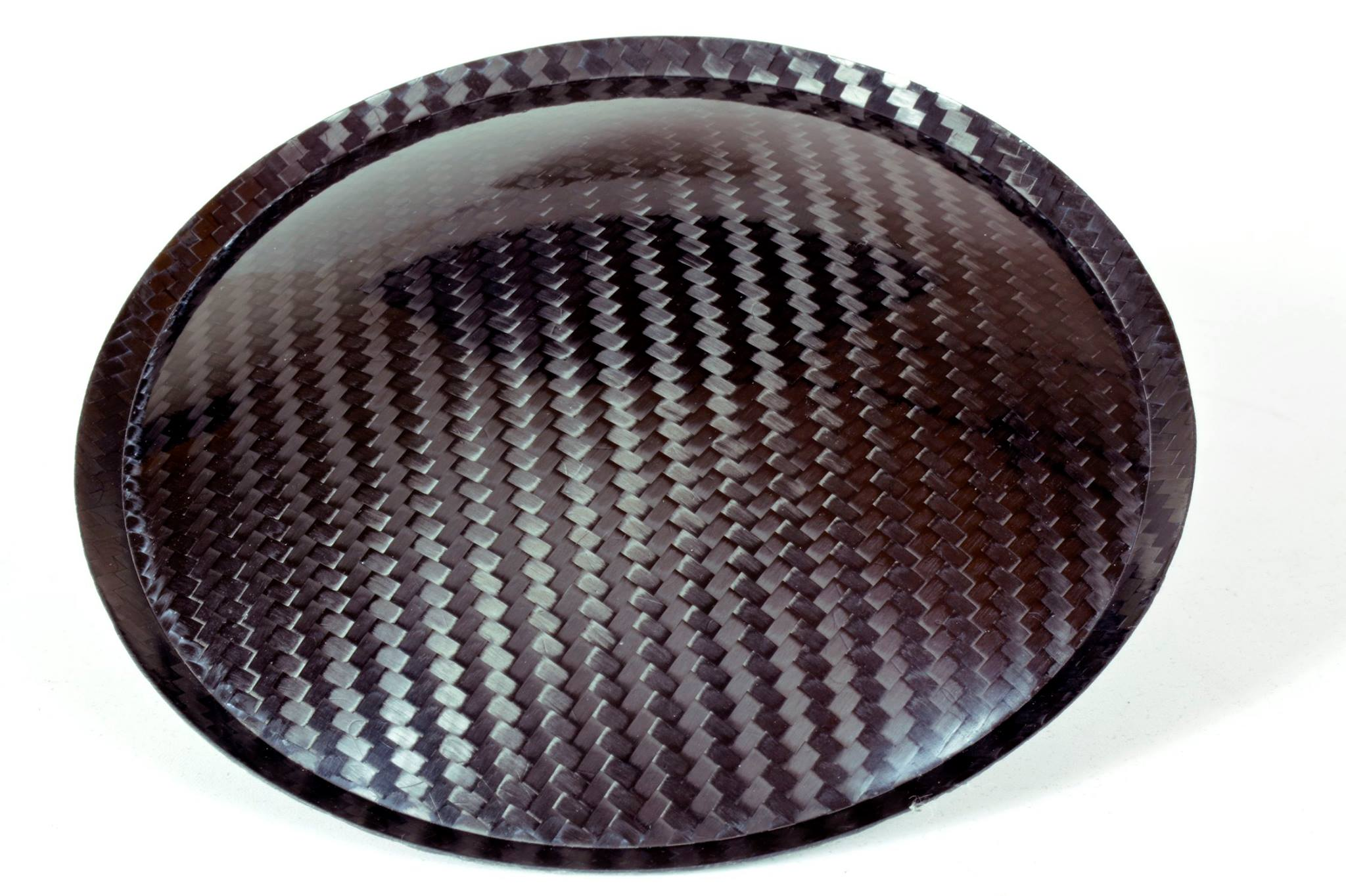 "5.11"" (130mm) Carbon Fiber Dust Cap"
