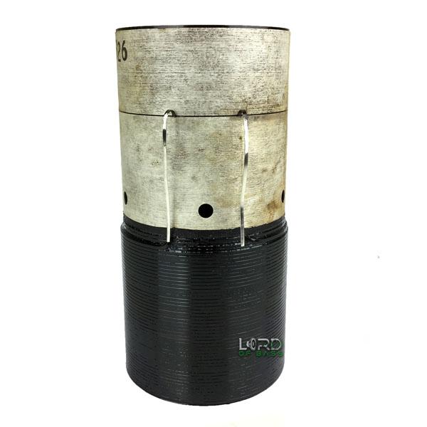"3"" Dual 2 Ohm 4 Layer flat Aluminum Voice Coil"