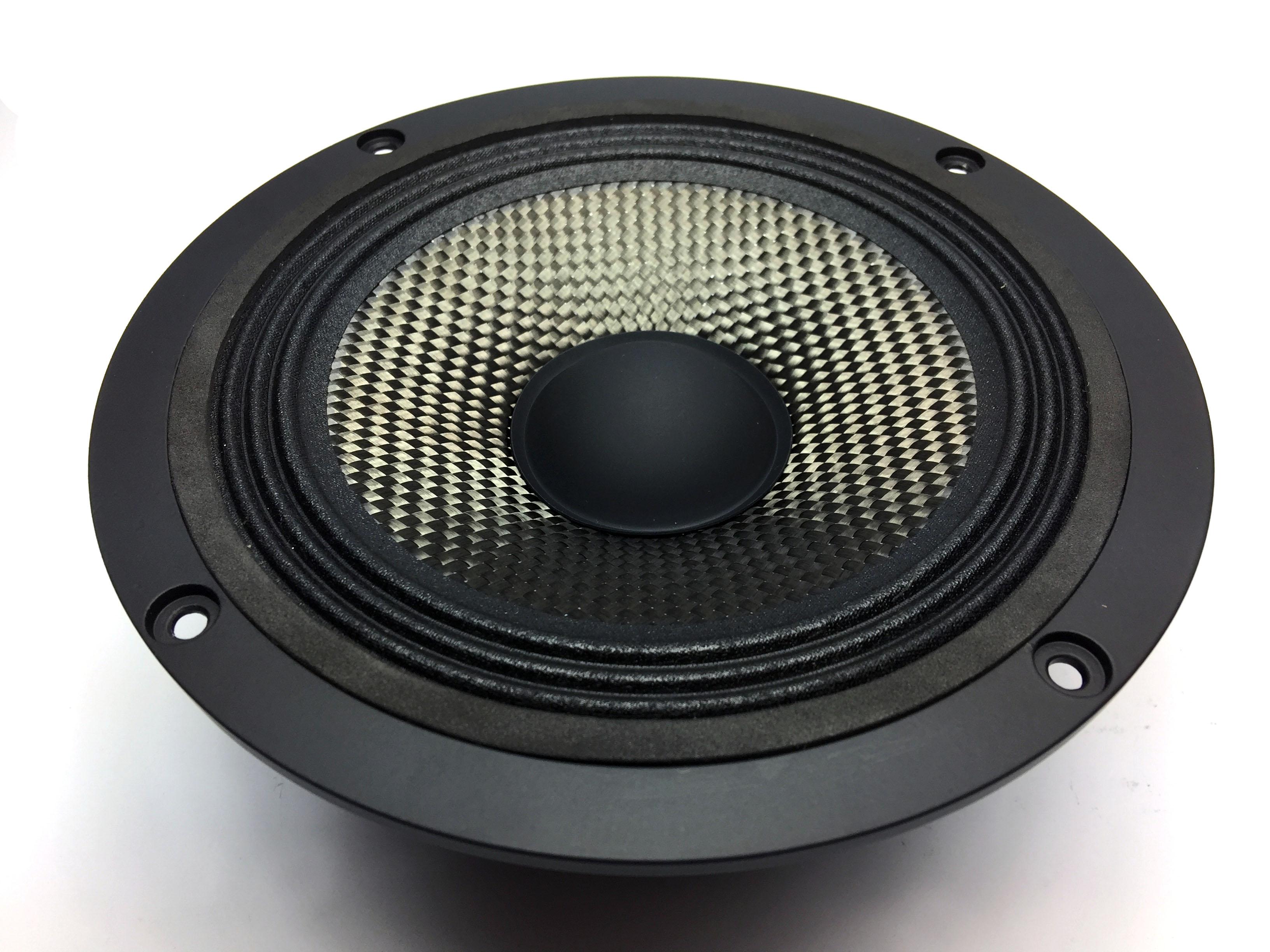 "Lord of Bass LBPX65 6.5"" Pro Audio Midrange Speaker"