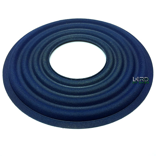 "8"" x 3"" Semi Cupped Progressive Roll Two Layer Blue Spider Pack"