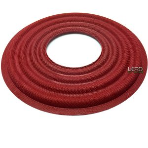 "8"" x 3"" Semi Cupped Progressive Roll Red Spider"
