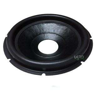 "12"" Tall Roll Subwoofer Cone 3"" VCID"