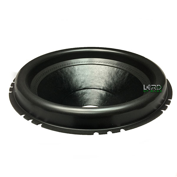 "15"" Tall Roll SPL Subwoofer Cone 3"" VCID"