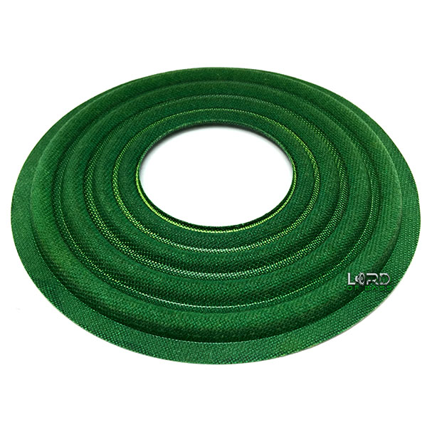 "8"" x 3"" Progressive Roll Green Spider"