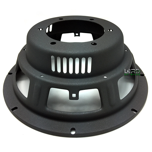 "8"" Six Spoke Subwoofer Steel frame"
