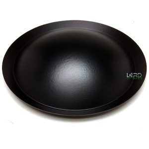 """5.1"""" (130mm) Poly Dome Dust Cap Wide Flange"""