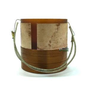 """1.5"""" Single 4 Ohm 2 Layer Copper Voice Coil"""