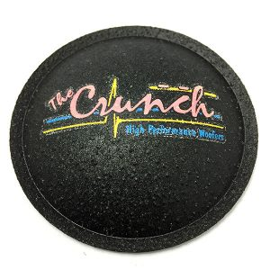 "Crunch Subwoofer 2.78"" Dust Cap"