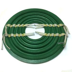 "10"" x 3"" Dual Layer Progressive Spider Pack Green"