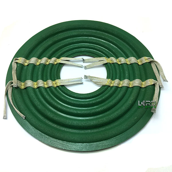 "10"" x 3"" Dual Layer Progressive Spider Pack Green"