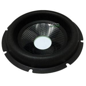"8"" Carbon Fiber Subwoofer Cone"