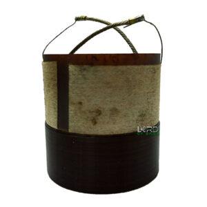 """1.5"""" Single 4 Ohm Copper Voice Coil"""