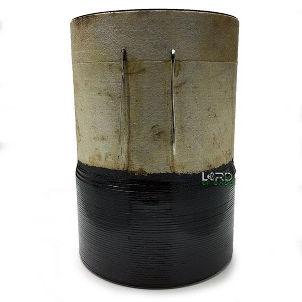 "5"" Dual 2 Ohm Flat Aluminum Voice Coil"